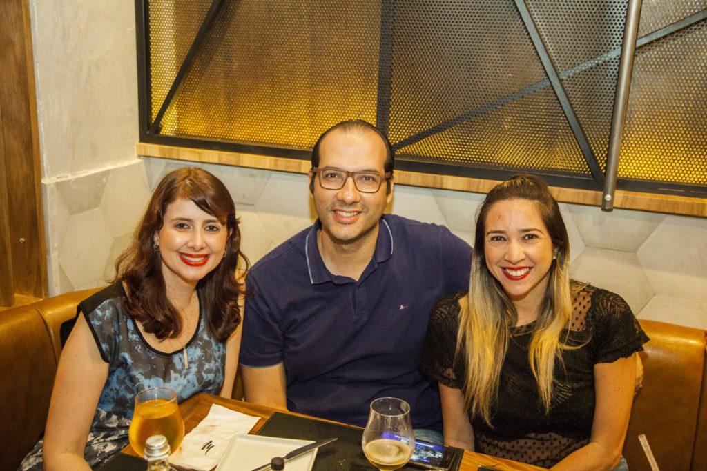 Marcela Sucupira, Rafael Leao E Paula Rabelo (1)