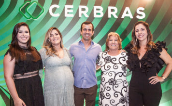 Maria Isabel, Mariana, Felipe, Ana Lucia E Ticiana Mota