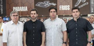 Miguel Figueiredo, Miguel Filho, Julio Figueiredo E Flávio Figueiredo