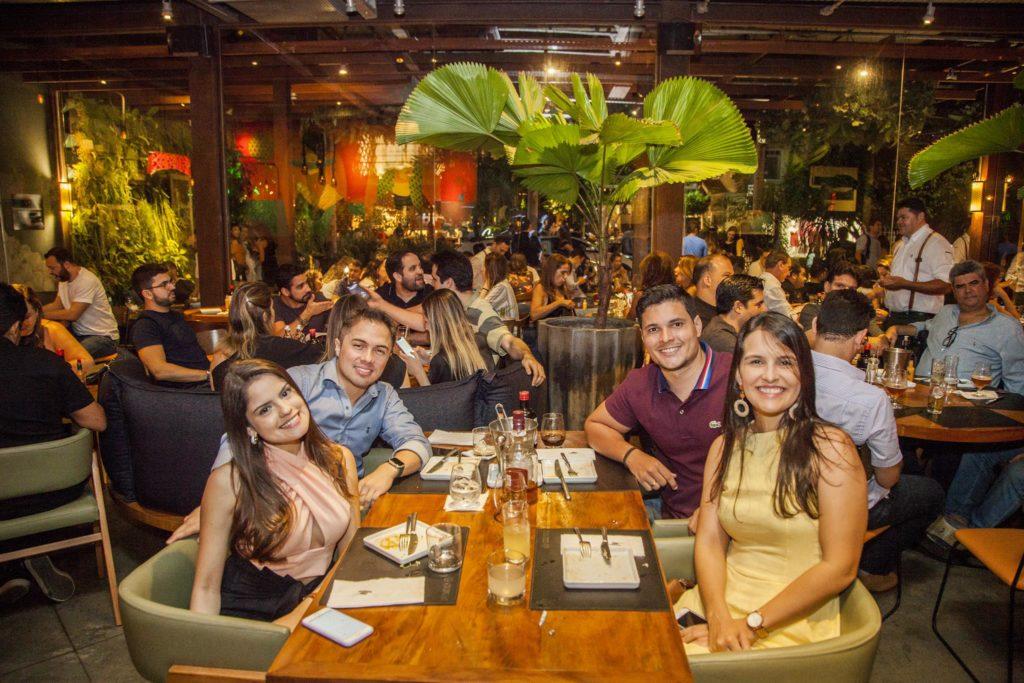 Mikaela Albuquerque, Fabricio Maia, Vitor Farias E Larissa Campelo (3)
