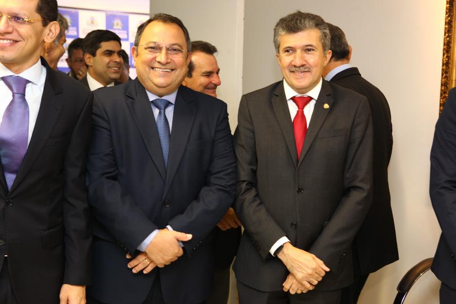 Moacir Maia E Antonio Henrique 2