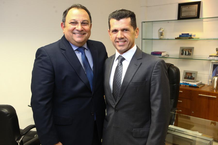 Moacir Maia E Eric Vasconcelos