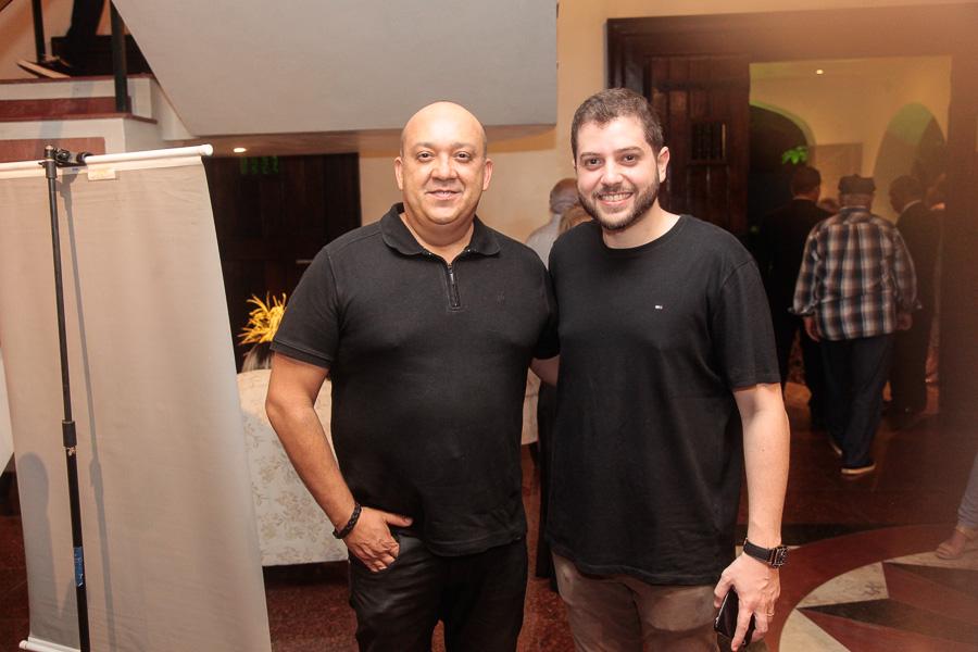 Paulinho Leme E Alex Azulai 11