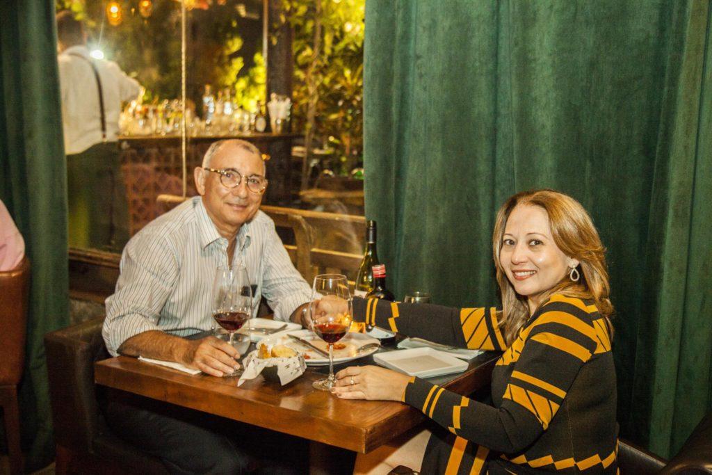 Pimentel Gomes E Ana Ligia Pimentel (2)