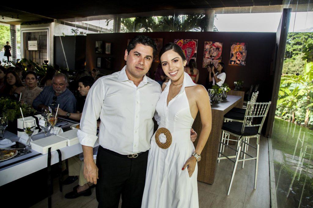 Pompeu Vasconcelos E Nicole Vasconcelos