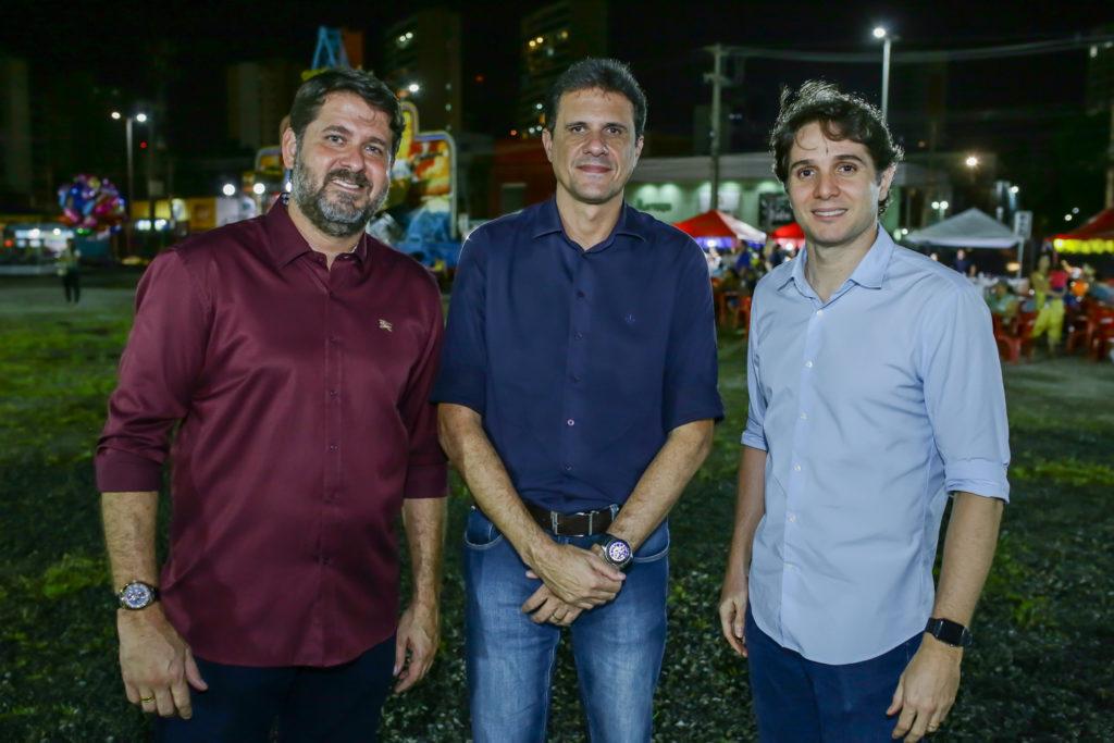 Rafael Rodrigues Welington E Benjamin Oliveira 3