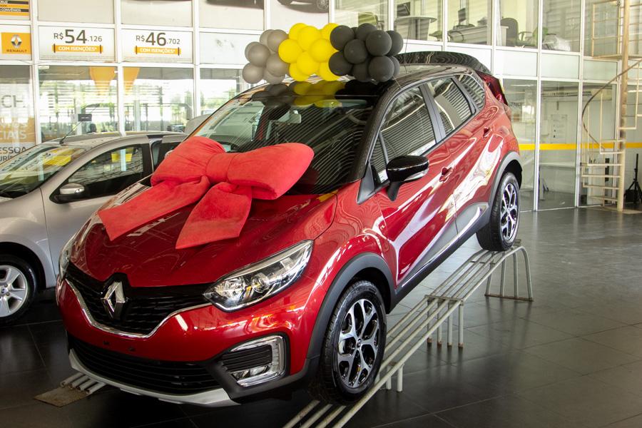 Renault Regence Realiza Campanha De Vendas 6 4
