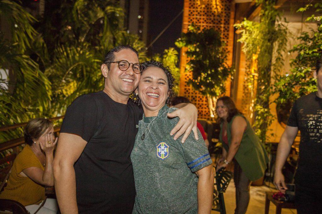 Romulo Monteiro E Ana Elza Nogueira (2)