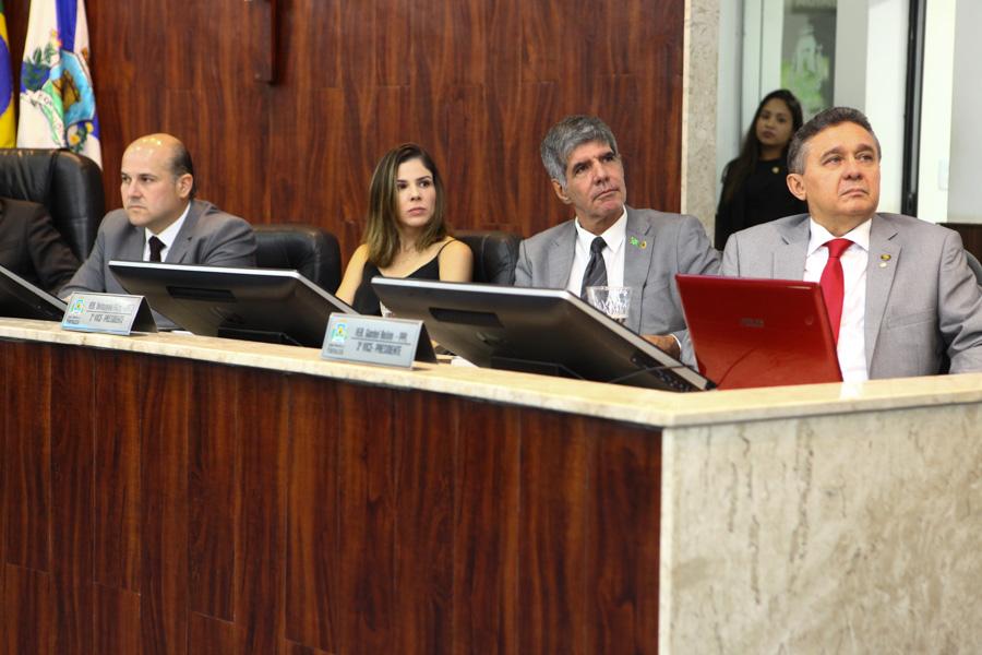 Titulo De Cidadão Cearense 45
