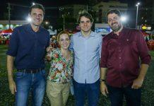 Welington Oliveira, Raquel, Benjamin Oliveira E Rafael Rodrigues