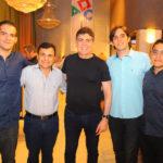 Adriano, Marcelo Meireles, Renato E Jayme Leitão, Igor Meireles (2)