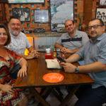Adryana Joca, Wagner Mendes E Antonio Neto