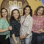 Alexandra Nuvens, Carol Alencar, Tais De Simone E Barbara Redes