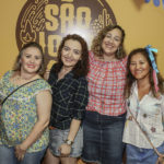 Andrea Morais, Carol Alencar, Barbara Redes E Ester Wei (3)