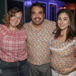 Barbara Redes, Caio Belo E Marina Porto (2)