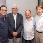 Beto Studart, Assis Cavalcante, Marcos Montenegro E Edgar Gadelha