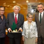 Beto Studart, Ricardo Macêdo, Dolores Feitosa E Artur Bruno (3)