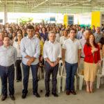 Camila Santana, Igor Barroso, Naumi Amorim, José Sarto, Domingos Neto, Aline Barroso, Lenise Queiroz E Claudio Rocha (1)
