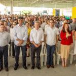 Camila Santana, Igor Barroso, Naumi Amorim, José Sarto, Domingos Neto, Aline Barroso, Lenise Queiroz E Claudio Rocha (3)