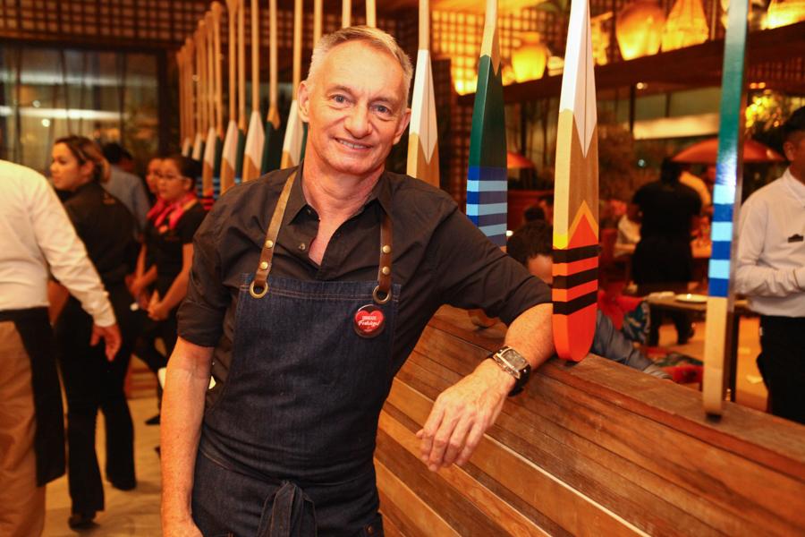 Chef François Schmmitt