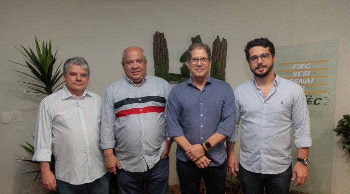 Chico Esteves, Pedro Alfredo, Severino Ramalho Neto E Rafael Fujita_
