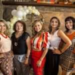 Enangela Abreu, Fatima Coelho, Juliana Brito, Silvania Vale E Amanda Vale (3)