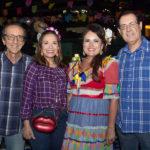 Fernado E Cristina Bezerra, Ana Luiza E Urbano Costa Lima