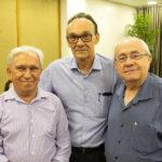 Francisco Pessoa, Eduado Ibiapina E Eduardo Bezerra