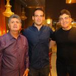 Gustavo Carvalho, Renato E Jayme Leitão