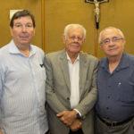Heitor Studart, Flávio Saboya E Eduardo Bezerra