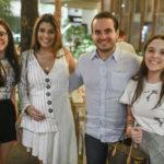 Helena Picanço, Monica Pinto, Gurgel Neto E Eduarda Gurgel (2)