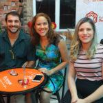 Horlando Nascimento, Juliana Cassundé E Rebeca Sabóia (2)