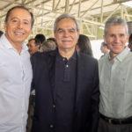 Ildefonso Rodrigues, Max Perlingeiro E Pádua Lopes