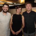Ivan Prado, Raquel Caje E Maurício Filizola (1)