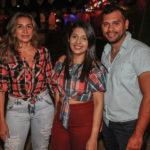 Jeana Sansho, Caroline Rusevel E Jorge Marcel (1)