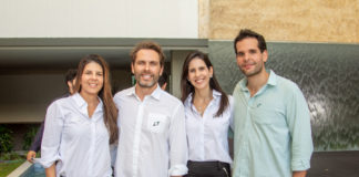 Juliana, Carlos, Mariana E João Fiuza (1)