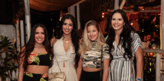 Larissa Marjorie, Beatriz Braga, Fernanda Filizola E Bruna Ponte