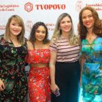 Lurdimila Freire, Adrielle Viana, Rebeca Sabóia E Juliana Cassundé
