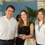 Marco Aurelio, Camila Coutinho E Daiana Godoy