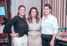 Michele Ribeiro, Marcia Travessoni E Juliana De Fátima