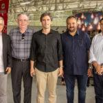 Paulo César Norões, Ricardo Cavalcante, Rui Do Ceará, Patriolino Ribeiro E Sérgio Lopes