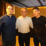 Renato Leitão, Alexandre Damasceno E Jayme Leitão (2)
