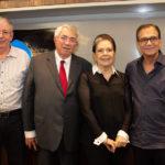 Ricardo Cavalcante, Roberto E Tânia Macêdo, Beto Studart