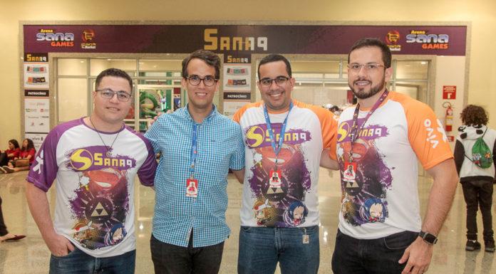 RicardoBusgaib, Igor Lucena, Carlos Eduardo Teixeira E Márcio Bertrand