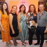 Roberta,Liduina,Fernanda, Marcia Lessa E Ronaldo Maia
