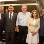 Roberto Macêdo, Artur Bruno, Ricardo Cavalcante, Roseane Medeiros E Beto Studart (2)