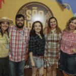 Rosali Diogo, Tadeu Leandro, Carol Alencar, Vladia Maia E Barbara Redes (3)