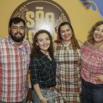 Rosali Diogo, Tadeu Leandro, Carol Alencar, Vladia Maia E Barbara Redes (5)