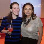 Samatha Albuquerque E Carla Pinto