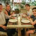 Silvio Carlos, Juliana Lima, Paulo Eduardo Prata E Pedro Prata (2)